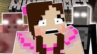 Minecraft: JUMPSCARES (HEROBRINE, SLENDERMAN, CLOWN, & MUTANT PIG!) Custom Command