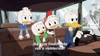 DuckTales (PatoAventuras, 2017): Primer vistazo subtitulado al español