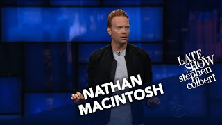 Nathan Macintosh Does Not Want To Talk To Robots