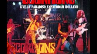 Scorpions - Live Amsterdam, Paradiso Concert Hall - 01-04-1977 - Full Show (Nikshark Collection)