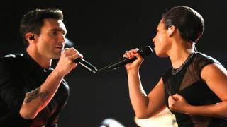 Maroon 5 Daylight Ft Alicia Keys Girl On Fire Live Performance HD Duet Brand New Me One More Day