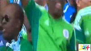 اهداف مباراة الارجنتين ونيجيريا 3 2 25 06 2014  تعليق رؤوف خليف