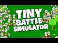 CONTROLLING the Tiny WARRIORS! - Tiny Battle Simulator Gameplay