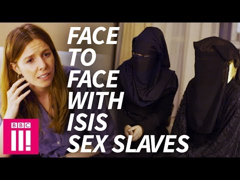 Xxx Mp4 Face To Face With Former ISIS Sex Slaves Stacey Dooley Investigates 3gp Sex