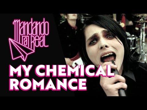 My Chemical Romance  | MANDANDO A REAL