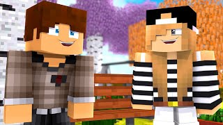 GETTNG TIMMY & BETH TOGETHER!? - Parkside University EP9 - Minecraft Roleplay