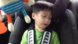 Nathan sings the OCS Song