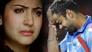 Anushka Sharma ABUSED for boyfriend Virat Kohli's FAILURE in World Cup 2015 Semi Finals