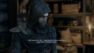 Thief All Cutscenes Chapters 1-4 (Part 1)