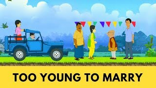 Too Young to Marry | Meena Game Level 13 | Meena Cartoon Episode 8 | UNICEF | Android (subtitle)