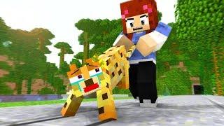 Ocelot Life Movie - Craftronix Minecraft Animation