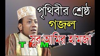 পৃথিবীর শ্রেষ্ঠ গজল মুফতি আমির হামজা Bangla islamic Gojol Mufti Amir Hamza T M M