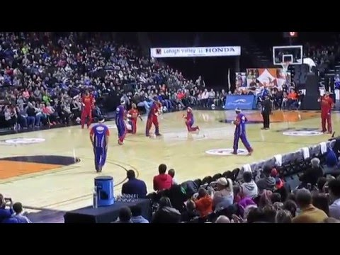 Introducing The Harlem Globetrotters Celebrating 90 Years March 2, 2016 Allentown, PA
