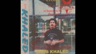 Cheb Khaled - Rouhi Ya Wahran [deuxieme version]