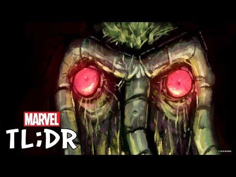 Man-Thing | Marvel TL;DR