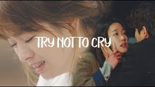 KDRAMA'S SADDEST MOMENTS || Try Not To Cry Challenge (TEASER)