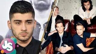 Zayn Malik Says One Direction Reunion Will NEVER Happen! -JS