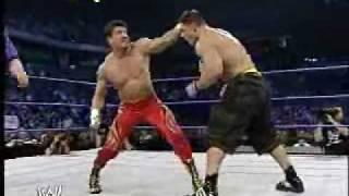 John Cena vs Eddie Guerrero