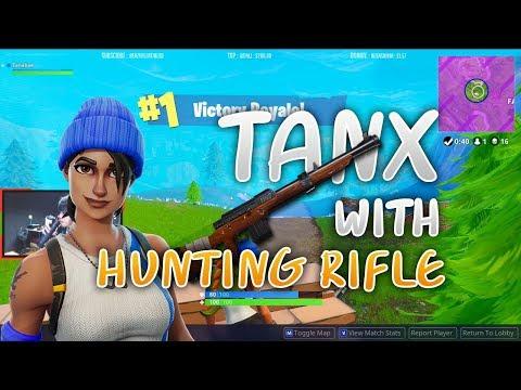 Xxx Mp4 Fortnite TANX With Hunting Rifle 3gp Sex