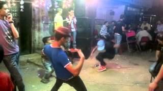 اندى و فوكس رقص جامد 2012