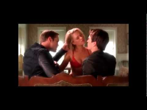 True Blood - S04E09 - Sookie's Sexy Fantasy with Bill and Eric