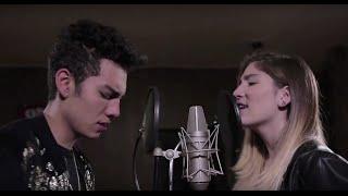 Sin Bandera - En Esta No (Cover by Saak & Nath Campos)