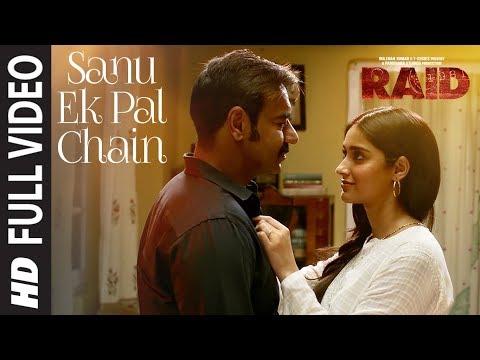 Xxx Mp4 Full Video Sanu Ek Pal Chain Song Raid Ajay Devgn Ileana D Cruz Raid In Cinemas Now 3gp Sex