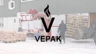 Firewood Packing Machine - www.vepak.no