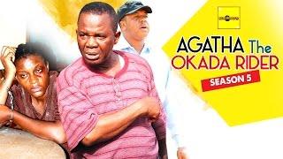 Agatha The Okada Rider 5 {Full Movie} - 2015 Latest Nigerian Nollywood Movies