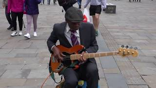 OJAY the Hendrix of the Bass filmed by Michael Boyers