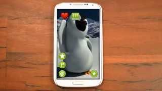 Talking Pepe Penguin - Talking App for Kids