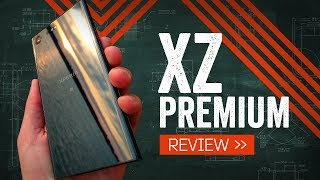 Sony XZ Premium Review: Clock Stopper