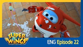 [Super Wings] EP 22 - A Winning Recipe(ENG)
