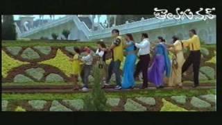 Raja - Telugu Songs - Mallela Vana Mallela Vana