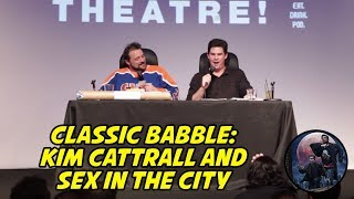 Classic Babble: Kim Cattrall and Sex in the City