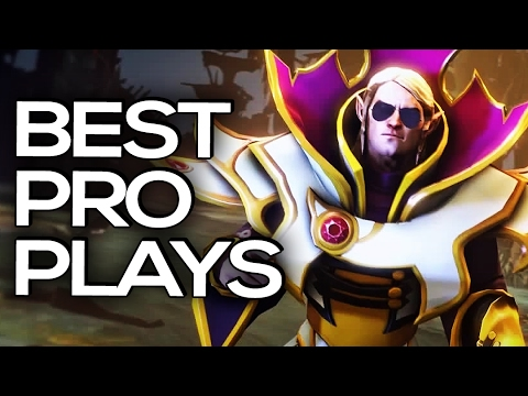 Dota 2 Best Pro Plays of the Month [January]