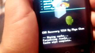 Rom ICS Huawei y210 (Tutorial)