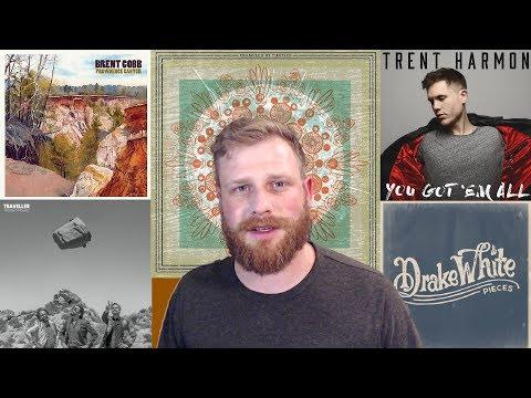 Album Roundup (May 2018) | Trent Harmon, Brent Cobb, Trampled By Turtles, Drake White, Traveller