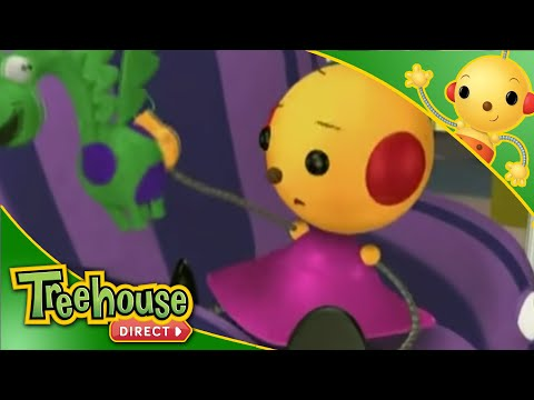 Rolie Polie Olie - House Detectives/The Backyard Jungle/The Best Doggone Show in the World - Ep.4