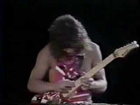 Eruption Guitar Solo Eddie Van Halen