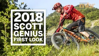 Scott Genius 2018 | First Look | MBR
