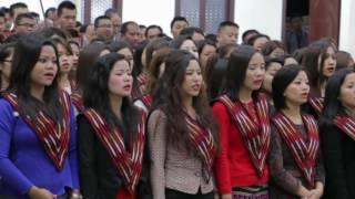 Armed Veng Branch KTP Golden Jubilee Choir- Halleluiah Chorus Live