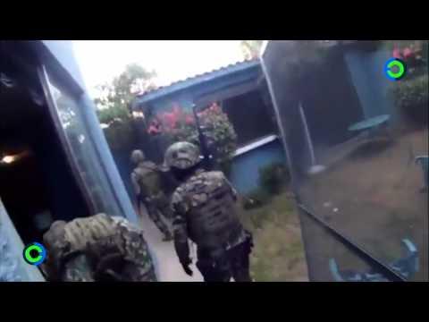 Así detuvo la Marina al Z 50 ó El talibán líder de Los Zetas