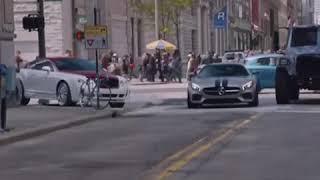 فيديو سباقات السيارات مع اغنية مهرجان العب يلا
