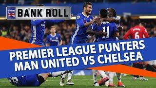 Manchester United vs Chelsea | Premier League Football Predictions | 25/02/18