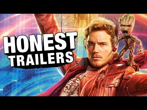 Honest Trailers - Guardians of the Galaxy 2