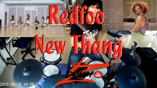 Redfoo - New Thang(Electric Drum cover by Neung)