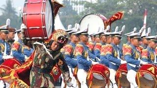 MARCHING BAND AKMIL - Chinese New Year - IMLEK Ketandan Yogyakarta [HD]