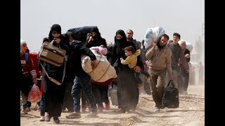 Thousands still trapped amid fighting in Eastern Ghouta
