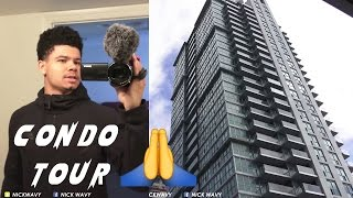 CONDO TOUR 2017+ How Much It Cost To Live On Your Own In Toronto